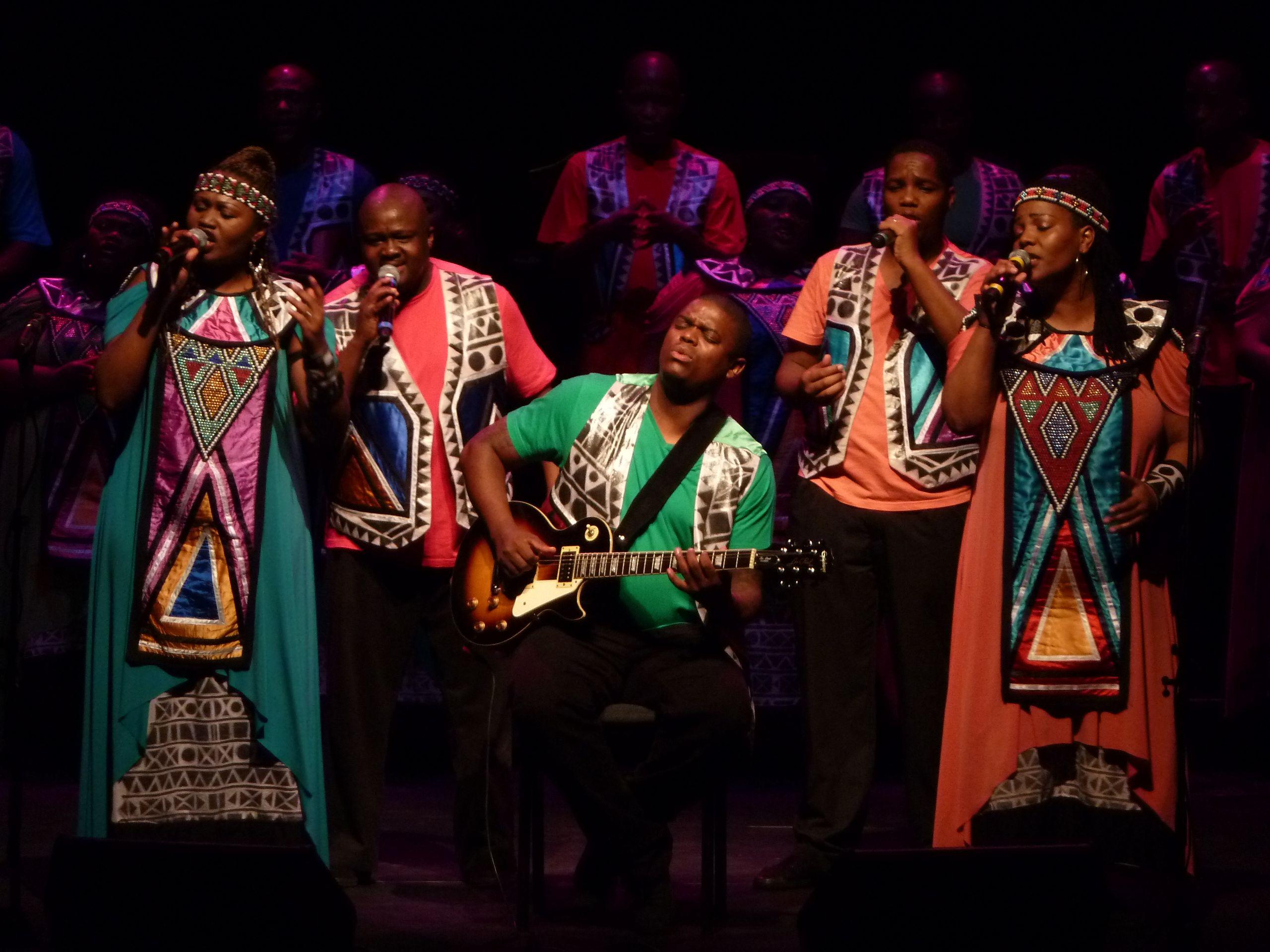 Soweto Gospel Choir Faith Tour 2016 Fanclub Magazin