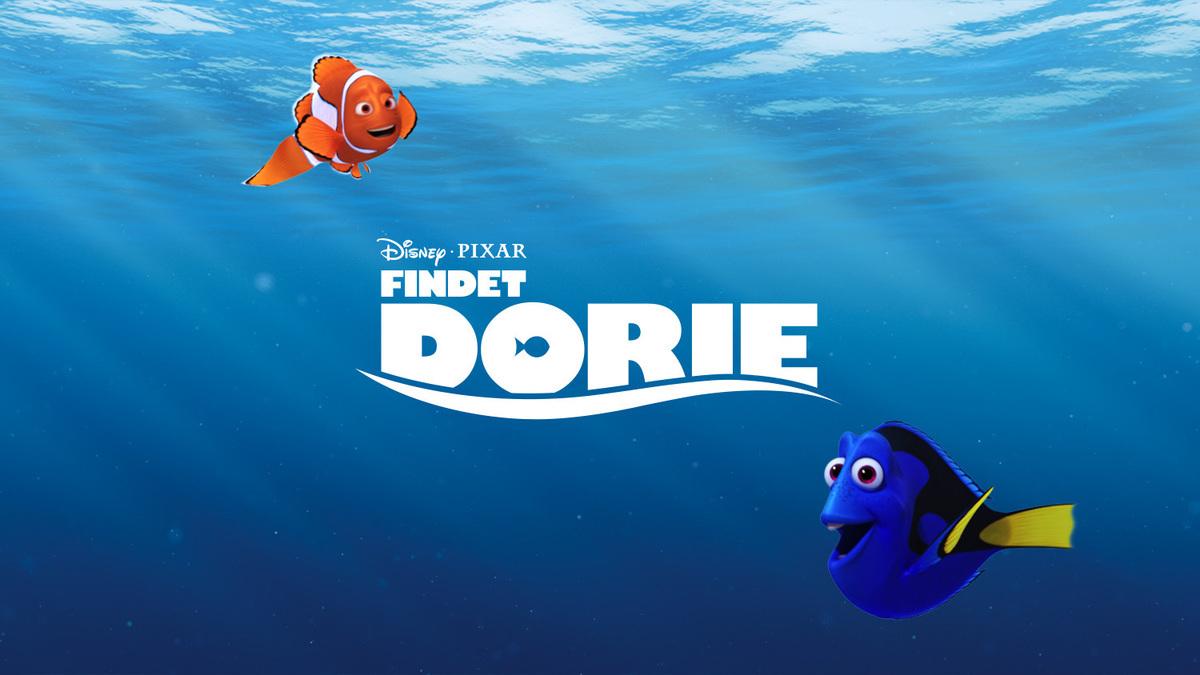 findet dorie wal