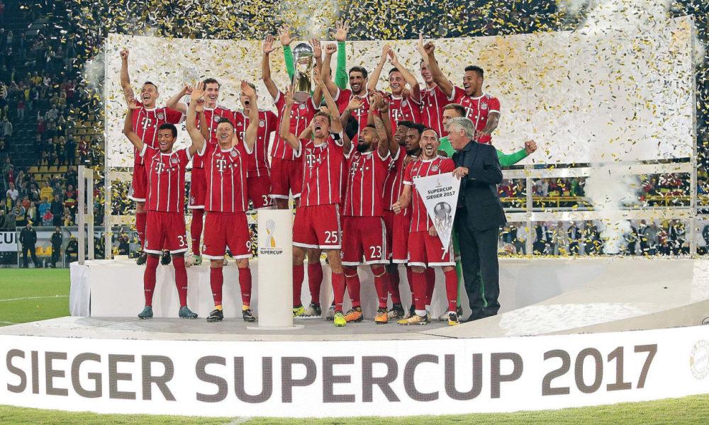 supercup 2019 bayern dortmund