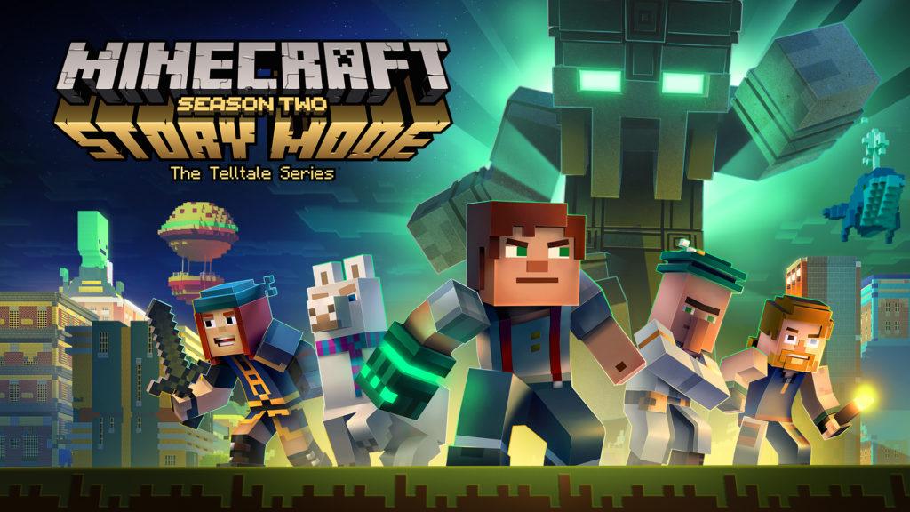 Minecraft Story Mode Die Zweite Episode Steht Zum Download Zur - Minecraft xbox auf pc spielen