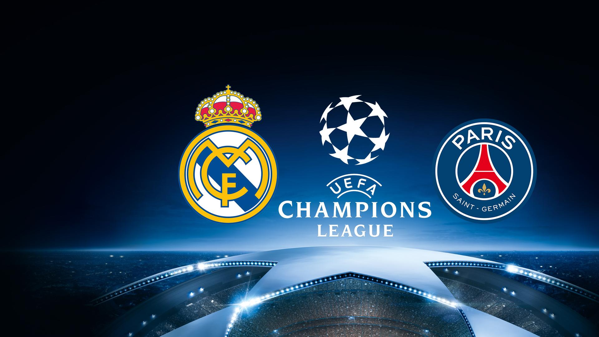 Uefa Champion League Real Madrid Paris Zdf Live Europa