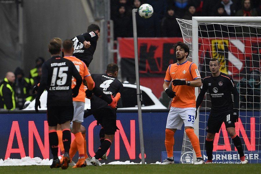 Fc Nurnberg Bleibt Nicht Siegesreif Gegen Den Sv Darmstadt 98