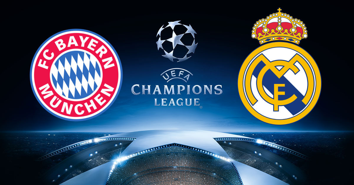 Fc Bayern Vs Real Madrid Zdf