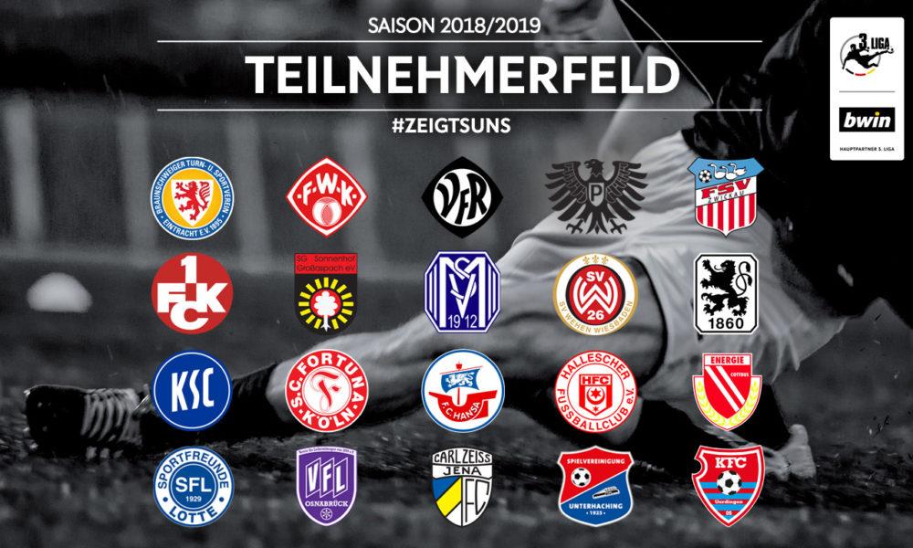 aufsteiger 3. liga 2019