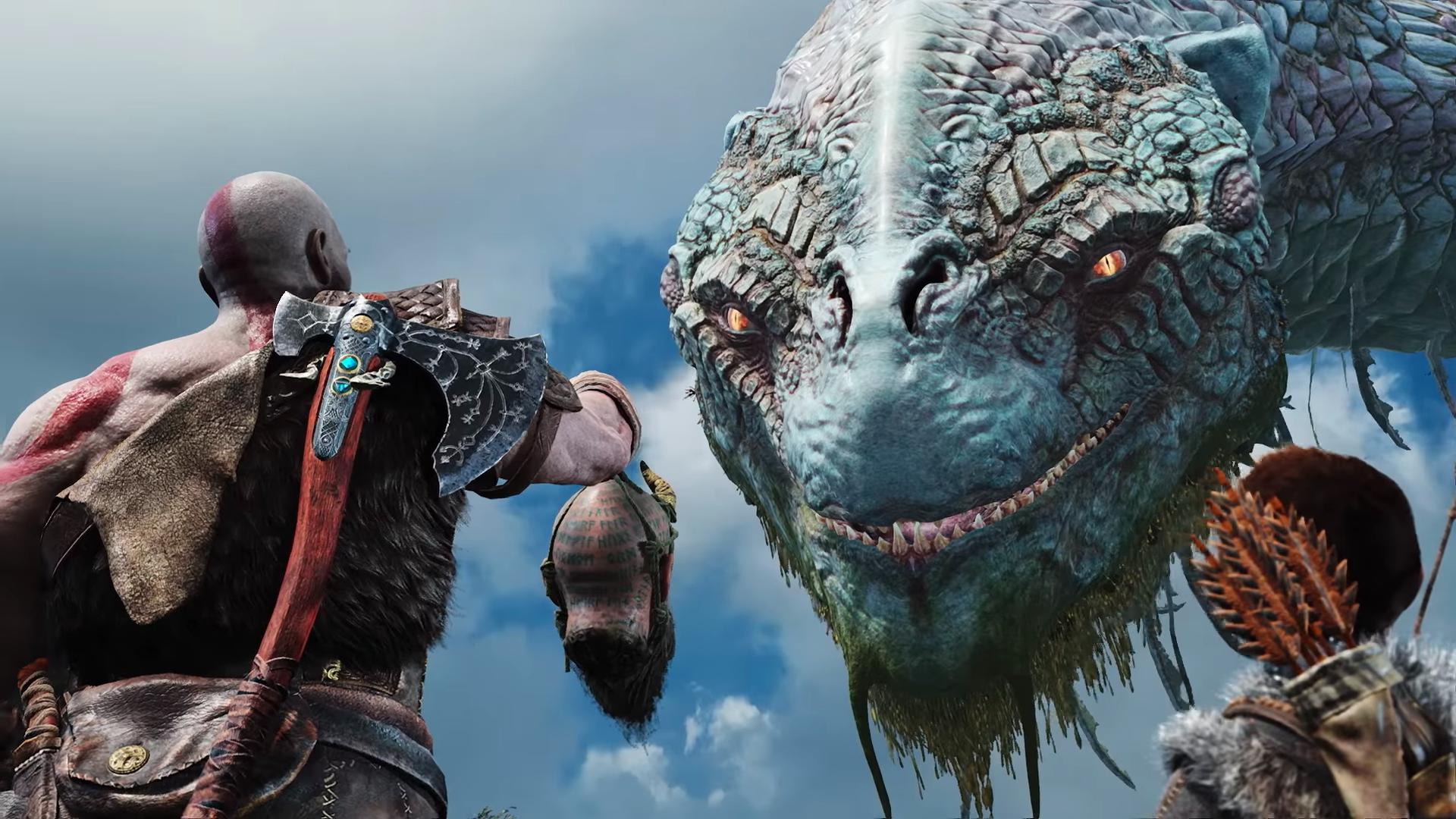 Ps4 Pro Im Test God Of War Die ära Des Kratos Geht Weiter