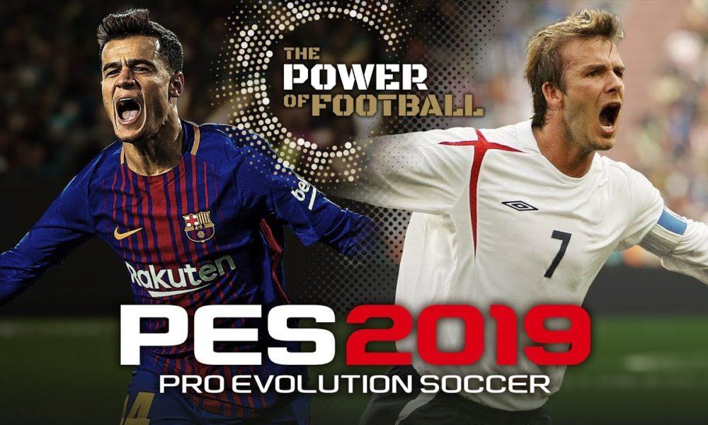 Pro Evolution Soccer 2019 auch genannt PES 2019 kämpft im diesem Jahr gegen  FIFA 19 an. PES 2019 startete frühzeitig ab August im Handel und Konami  hofft 62bb8c9cc7ffa