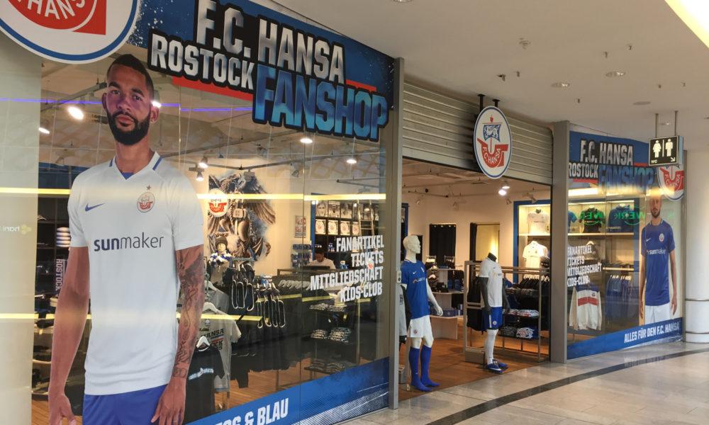 Hansa Rostock Fan Shop