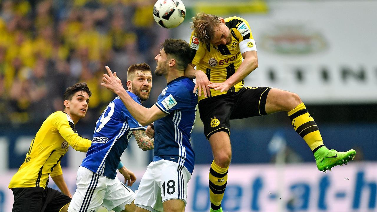 Schalke 04 Gegen Borussia Dortmund