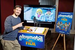 playmobil: der film - großer star-auftritt im