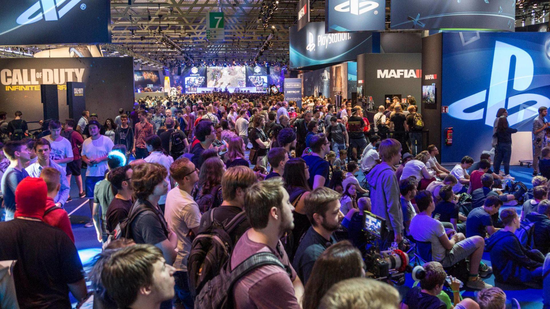 Gamescom Fachbesucher Werden
