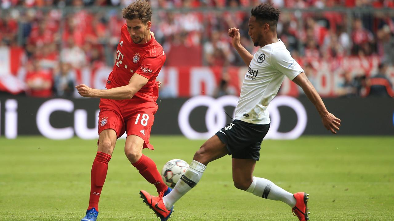 Bundesliga Frankfurt Bayern
