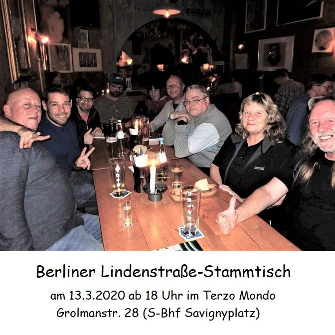 Lindenstraße Demo